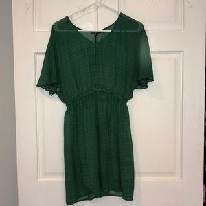Swimsuit cover up/ summer dress - size Medium